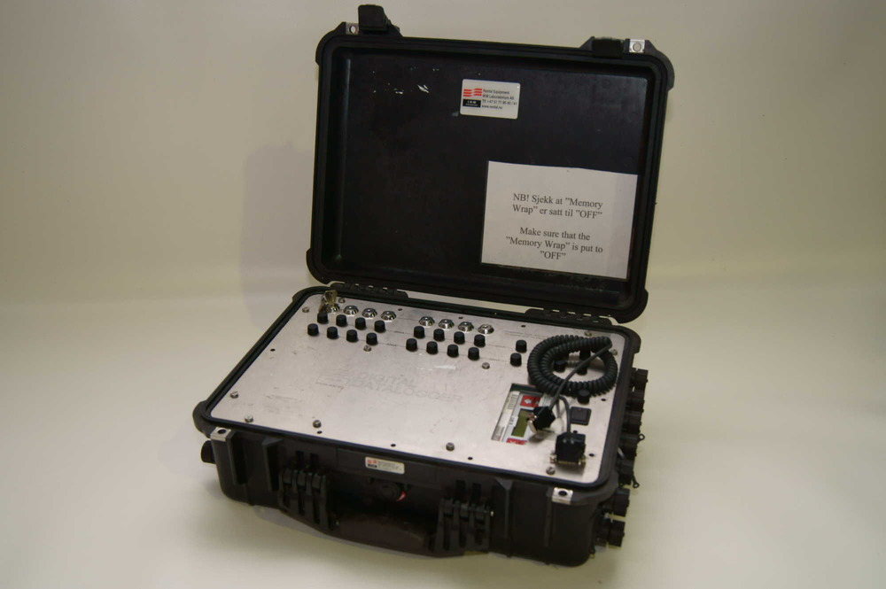 PC logger 3100 IKM Laboratorium, Rental
