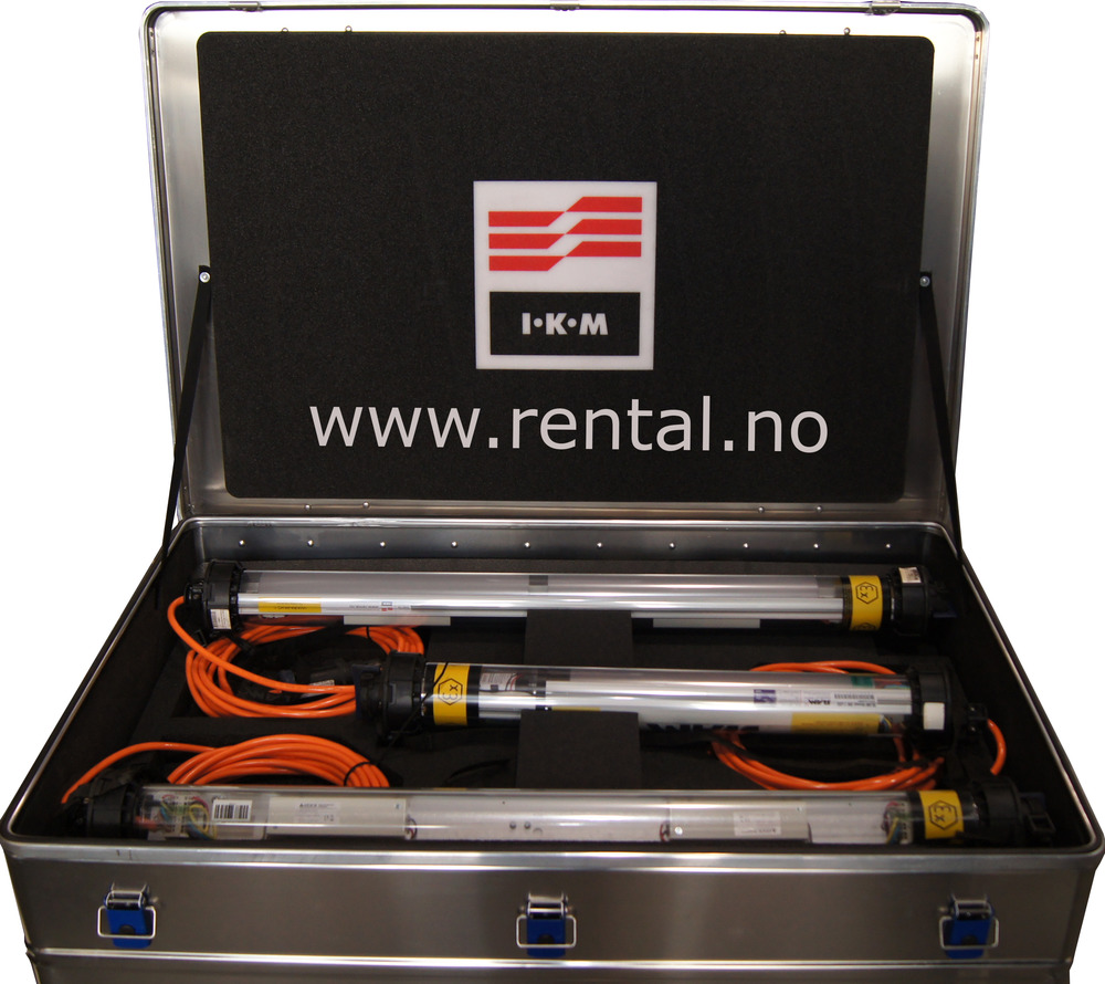 Atexor Slam Hornet  Portable Industrial lightning systems ATEX - slideshow 1